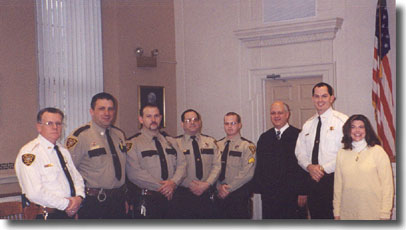 Sheriff's office staff